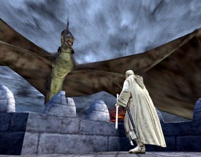 De tovenaar en de Koning