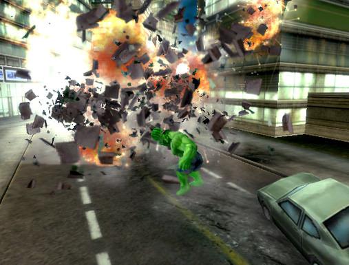 Dit spel heet niet voor niks: Ultimate Destruction!