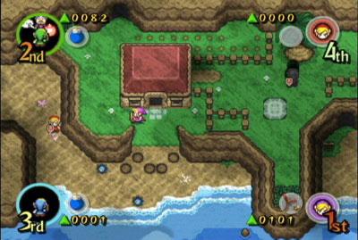 Leuk hoor dat sommige een huisje in zijn, waarom wil ze naar de Gameboy?