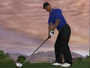 Tiger Woods de held (van het spel)!