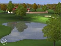 Visueel ziet het er geweldig uit! Wie wil hier nou niet golfen?