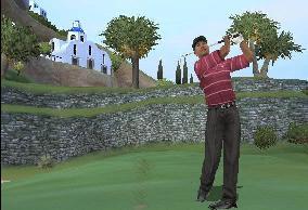 In de gameplay is er niet veel veranderd. PGA Tour 2004 was eigenlijk al best okay!