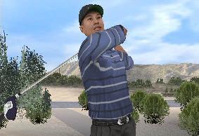 Nieuw is de Tiger Vision. Hiermee kun je, als je het goed doet, de onmogelijkste ballen putten.