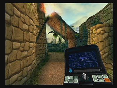 In dit spel maak je gebruik van de Temporal Uplink, hiermee kun je plattegronden zien en minispelletjes spelen. En in dit spel bezoek je veel exotische plekken zoals een jungle in Guatemala waar je een bezoek  brengt aan een oude piramide van de Azteken.