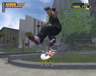 Dit is een kickflip één van de bekendste tricks in het skateboarden!