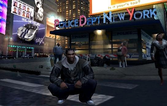 Hang de gangster uit, en maak de straten van NewYork onveilig!