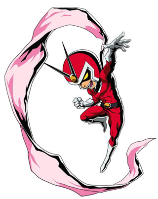 De superheld Viewtiful Joe!!