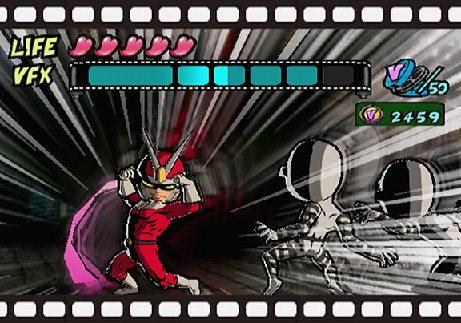 In deze game moet je ook monsters verslaan. VFX-powers kunnen je daarmee helpen.