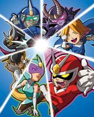 Viewtiful Joe`s rivalen!