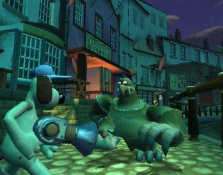 In het spel speel je als Gromit. Wallace helpt je met het repareren van mechanische voorwerpen om weer verder te kunnen in het spel.