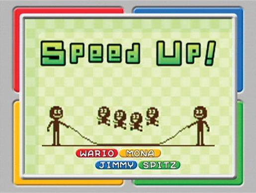 Geen zin in minigames? Ga touwtjespringen!