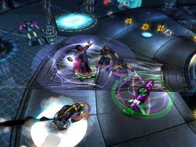 Teamwork is een vereiste in X Men 2 Rise of Apocalypse.