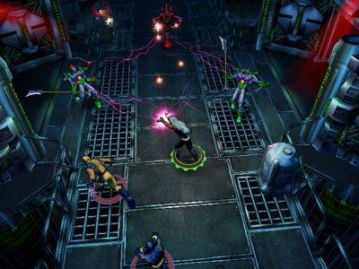 Elke X-Men is uniek en heeft zijn eigen aanvallen.