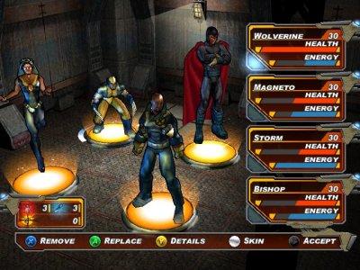 Je kan je eigen team van superhelden samenstellen!