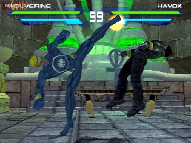 Gave super moves, interactie met de omgeving en zeer goede interpretatie van de X-Men Universe! Wat wil je nog meer?